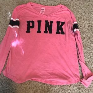 Victoria secret Pink long sleeve